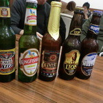 11735798 - アジアンビールなど海外のピルスナービールが色々