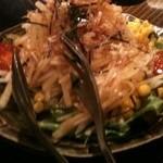 串工房・浪漫亭 - 大根サラダ、ハーフです