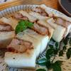 和 - 料理写真:ロースカツサンド