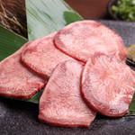 焼肉 蔵の吉ホルモン - 上タン