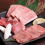 焼肉 蔵の吉ホルモン - 和牛特上盛り