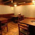 焼肉 蔵の吉ホルモン - 半個室
