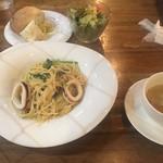 Cafe Contigo - 料理写真: