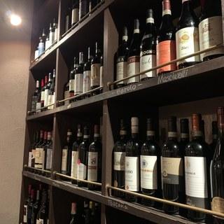 イタリアワイン専門店!全20州200種類以上のイタリアワイン
