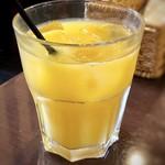 イタリアンバジル - オレンジジュース