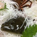 多賀田 - ヒラメアタマは煮付けにしてもらいました