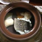 多賀田 - 鱧、松茸、銀杏など
