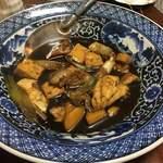 多賀田 - ヒラメあら煮