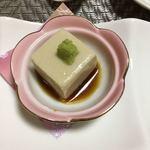 多賀田 - 胡麻豆腐