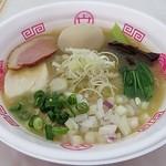 竹末東京Premium - 料理写真:【鶏ホタテそば】¥900