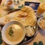 アジアン・エスニックレストラン&バー コセリ - スペシャルランチ(グリーンカレー)