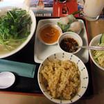 アジアン・エスニックレストラン&バー コセリ - Pho-Gaセット