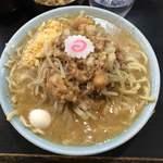 自家製麺 No11 - ラーメン ¥850