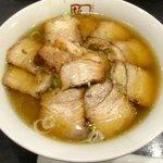 喜多方ラーメン 坂内 - 料理写真:焼豚ラーメン!