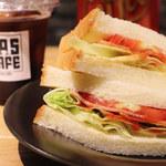 サスカフェ - 料理写真: