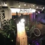 大岡山食堂 - 外観