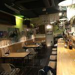 大岡山食堂 - 内観