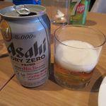 シェラトン都ホテル東京 - ドリンク写真:ノンアルコールビール
