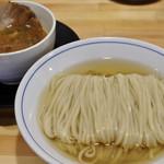 麺や 清流 - 料理写真:さんま水つけ麺250g