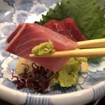 喜禄 - 美味しいお刺身♫