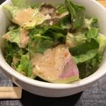 喜禄 - グリーンサラダ