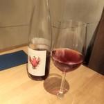 AOZORA - グラスワイン ¥800