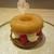koe donuts - 料理写真:ドーナツメルト ストロベリー 850円+Tax