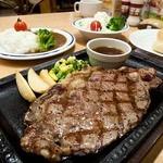 ステーキガスト - 料理写真:ステーキガスト 藤枝水守店 サーロインステーキ