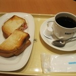 ドトールコーヒーショップ - Bモーニング