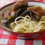 宮里そば - 麺