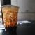 黒花堂 - ドリンク写真:黒糖タピオカミルクティー