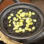 柚木元 - 香茸の炊き込みご飯