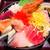 魚盛 - 料理写真:魚盛海鮮丼(大盛) アップ