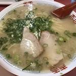 長浜一番 - 料理写真:ラーメンです