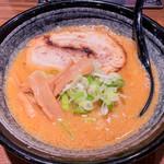 りゅうま - 料理写真:芳醇味噌らーめん 850円