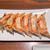 りゅうま - 料理写真:ギョーザ 400円
