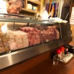 味川 - 料理写真:親方