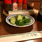 味川 - 胡瓜
