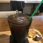 ヨムパン - フレンチプレスで淹れてくださる、美味しいコーヒーです(2019.10.12)