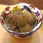 柚木元 - ショウゴンジと信州牛甘辛炊き