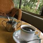 宮沢賢治記念館 喫茶コーナー - ドリンク写真: