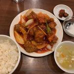 中華料理 上海亭 -