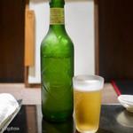 O2 - ドリンク写真:ビールはハートランド