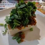 BAIDAM - パクチーそぼろ豆腐