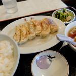"""117393280 - """"餃子定食"""""""