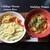 スプーンソング - 料理写真:マラバールプラウン(カレー)とレモンライスプレート(キャベツのトーレン付き)