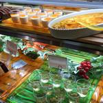 カントリーキッチン - 料理写真:デザートバイキング