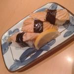 魚がし鮨 - サーモン的な
