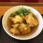驛麺家 - 鶏天そば