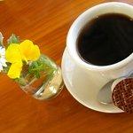 エビヤカフェ - コーヒー
